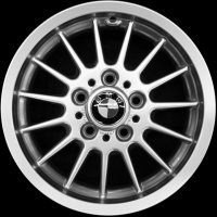 "17"" BMW 32 *NLA* wheels 36111093895"