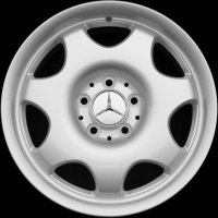 "16"" Mercedes Toliman wheels B66474227"