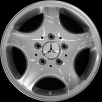 "15"" Mercedes Suhail wheels B66474000"