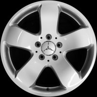 "16"" Mercedes Rucha wheels B6647423064"