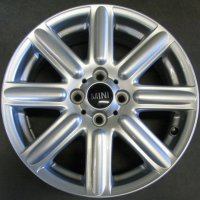 "16"" MINI R115 Rib Spoke wheels 36116791941"