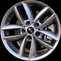 "17"" MINI R124 5-Star Double Spoke wheels 36109803723"