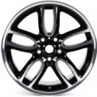 "new 19"" JCW R129 Double Spoke alloy wheels"