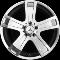 "19"" Mercedes Sadalmelik wheels B66474379 B66474380"