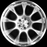 "22"" Brabus Monoblock E wheels E1000265XL"