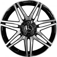 "19"" AMG 7 Twin Spoke wheels A21240119007X23"