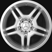 "18"" AMG IV wheels B66031341 B66031342"