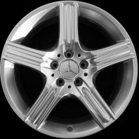 "18"" Mercedes Sinnif wheels A21240121029709 A21240122029709"