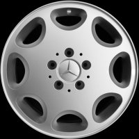 "15"" Mercedes 8 Hole wheels B66470015"