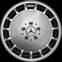 "16"" Mercedes 15 Hole wheels B66470051"