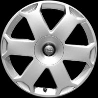 "18"" Audi 6 Spoke wheels 8E0601025LZ17"