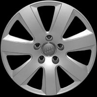 "16"" Audi 7 Spoke wheels 4F0601025AJ8Z8"
