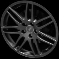 "18"" Audi 7 Double Spoke wheels 8E0601025BF8AU"