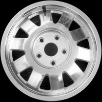 "15"" Audi 10 Spoke wheels 4B0601025JZ33"