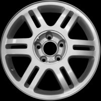 "16"" Audi 6 Double Spoke wheels 4B0601025MZ17"