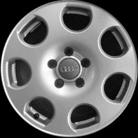 "16"" Audi 7 Hole wheels 8E0601025FZ17"