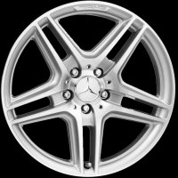 "18"" AMG IV wheels B66031480 B66031481"