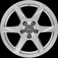 "17"" Audi 6 Arm wheels 8K0601025K8Z8"
