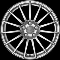 "18"" Audi 15 Spoke wheels 8K0601025CA"
