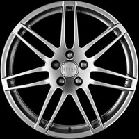 "19"" Audi 7 Double Spoke wheels 8K0601025CJ"