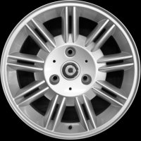 "15"" Smart Jetline wheels Q0007944V001C31L00 Q0007941V001C31L00"