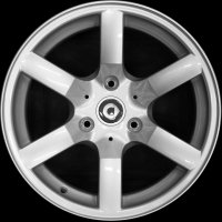 "15"" Smart Spinline wheels Q0010852V001C31L00 Q0010853V001C31L00"
