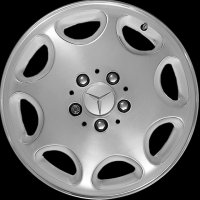 "15"" Mercedes 8 Hole NLA wheels B66470086"