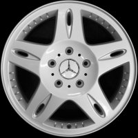 "16"" Mercedes Ashtaroth wheels A46340107029700"