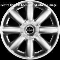 "17"" MINI R104 Crown Spoke  wheels 36116769411"