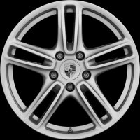 "19"" Porsche Panamera Turbo wheels 97036215800 97036216000"