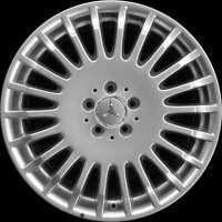 "19"" Mercedes Multi Spoke wheels B66474205 B66474206"