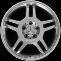 "17"" AMG IV wheels B66031026 B66031027"