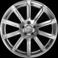 "18"" Audi 10 Spoke wheels 8K0601025CB"