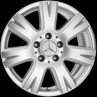 "16"" Mercedes 7 Spoke wheels A20440168029765"