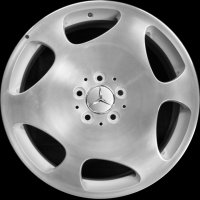 "18"" Mercedes Segin wheels B66471483 B66471484"