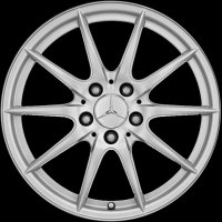 "16"" Mercedes 10 Spoke wheels A17240100029765"