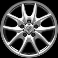 "19"" Porsche Cayenne Design wheels 955362138209A1"