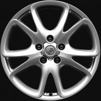 "20"" Porsche Sport Design wheels 955362140709A1"