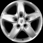 "new 18"" Porsche Cayenne Turbo alloy wheels"
