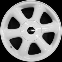 "15"" MINI R101 Rotator Spoke wheels 36116769406"