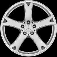 "19"" Mercedes Almizar wheels B66470988 B66470989"