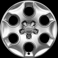 "15"" Audi 6 Hole wheels 8X0601025AM"