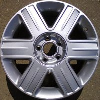 "15"" Audi 6 Spoke wheels 8Z0601025CZ17"