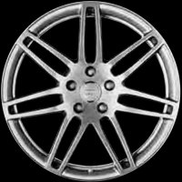 "20"" Audi 7 Twin Spoke wheels 4H0601025AB3AJ"