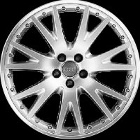 "20"" Audi 14 Spoke wheels 8R0071490B8Z8"