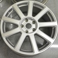 "21"" Audi 9 Spoke wheels 4L0601025R1H7"