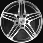 "new 19"" Porsche Turbo alloy wheels"