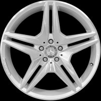 "20"" AMG IV wheels B66031464 B66031465"