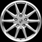 "new 19"" Porsche Carrera Sport alloy wheels"