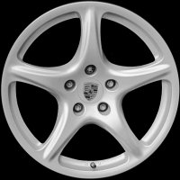 "19"" Porsche Carrera Classic wheels 99736215603 99736216203"